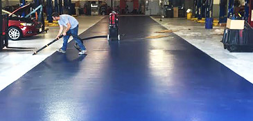 South Jersey Epoxy Flooring